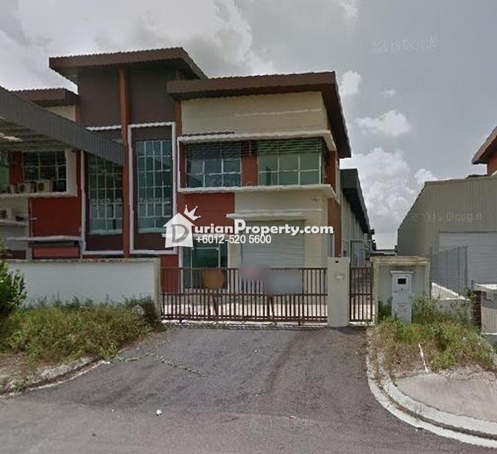 Detached Factory For Auction at Kempas, Johor Bahru
