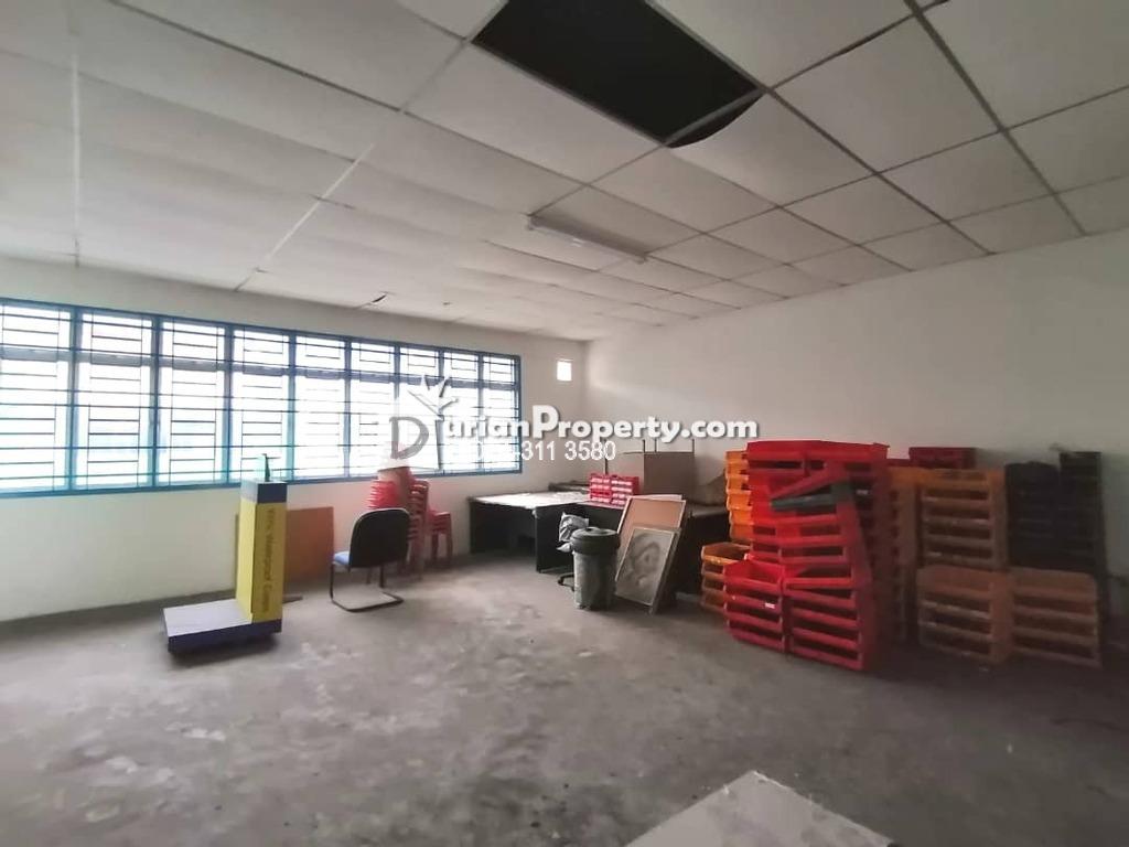 Terrace Factory For Rent at Taman Desa Jaya, Tebrau