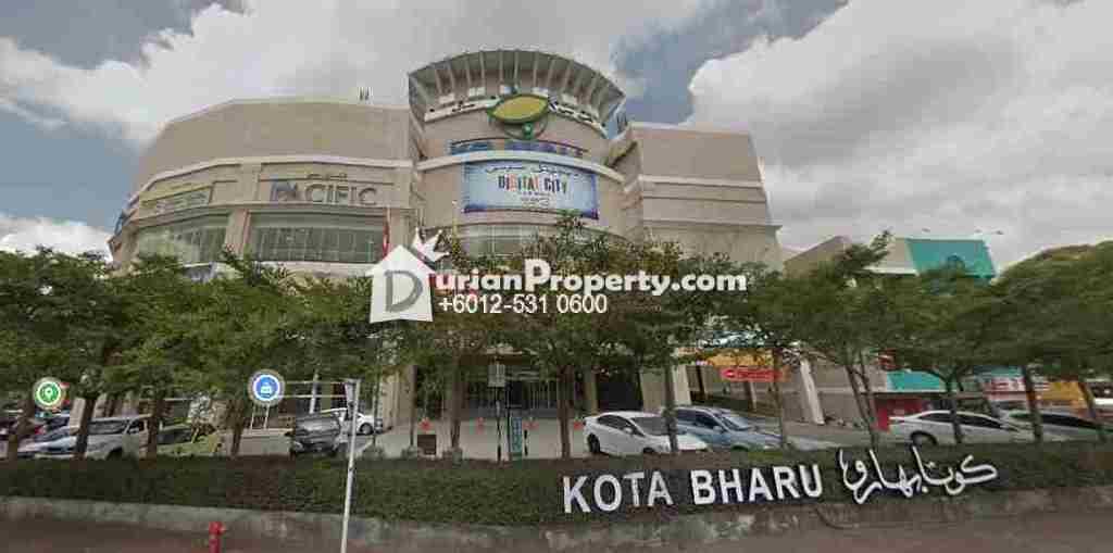 Serviced Residence For Auction at Kota Bharu City Point, Bandar Kota Bharu