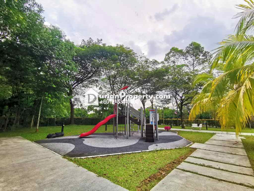 Link Villa For Sale at Blu Constellation, Seri Kembangan