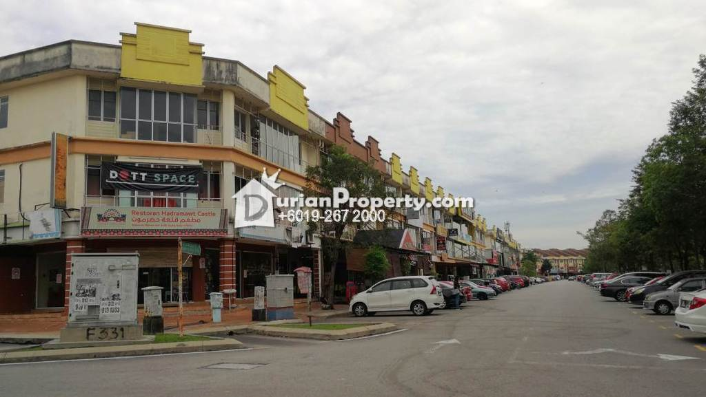 Shop Office For Sale at Section 23, Shah Alam