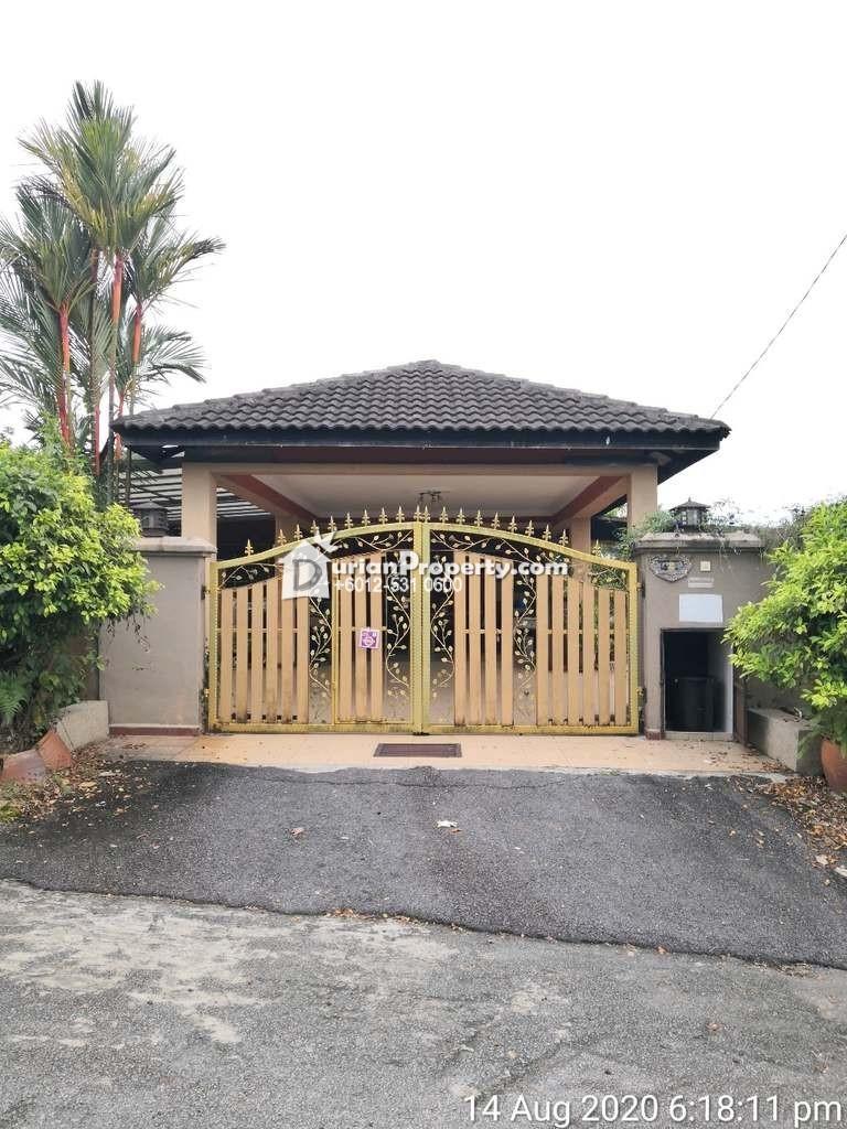 Bungalow House For Auction at Prima Beruntung, Bukit Beruntung
