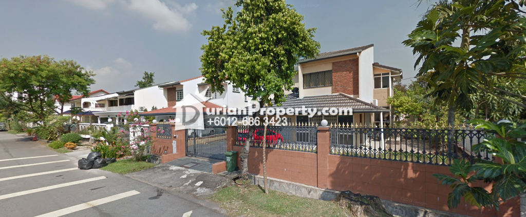 Bungalow House For Sale at Taman Sri Bahtera, Cheras