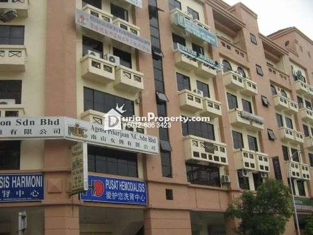 Shop Office For Sale at Cheras Business Centre, Cheras