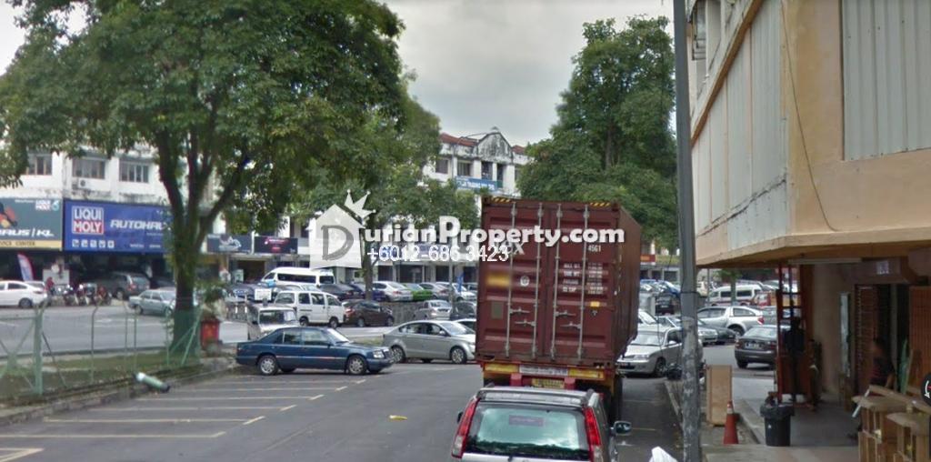 Shop Office For Sale at Pandan Indah, Pandan