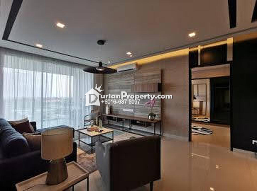 Serviced Residence For Sale at Razak City Residences, Taman Sungai Besi