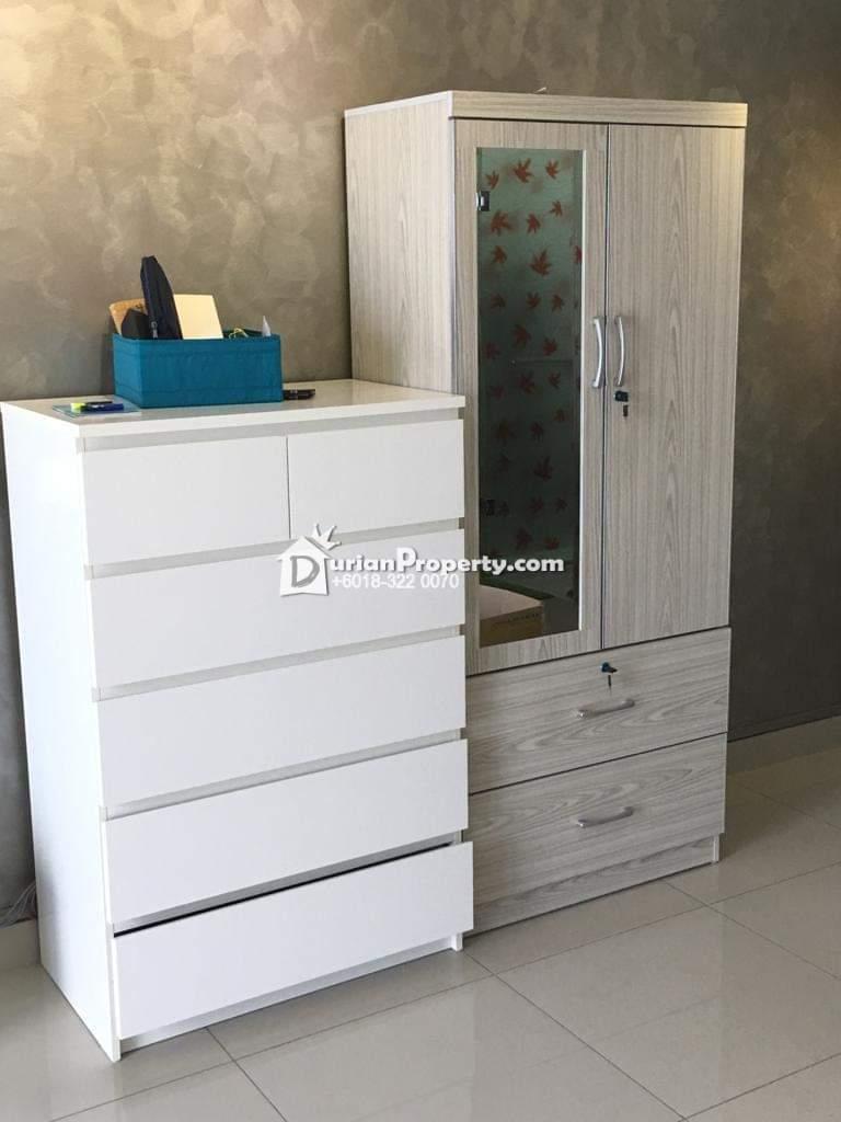 SOHO For Rent at Trefoil, Setia Alam