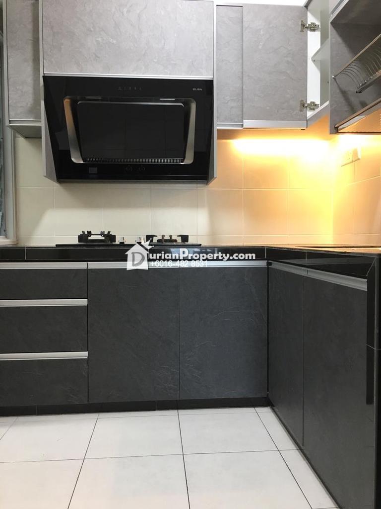 Condo For Rent at Mahsuri Square, Bayan Baru