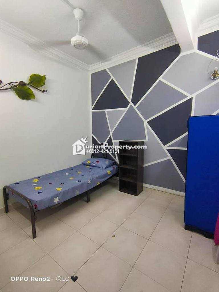 Terrace House Room for Rent at BU10, Bandar Utama