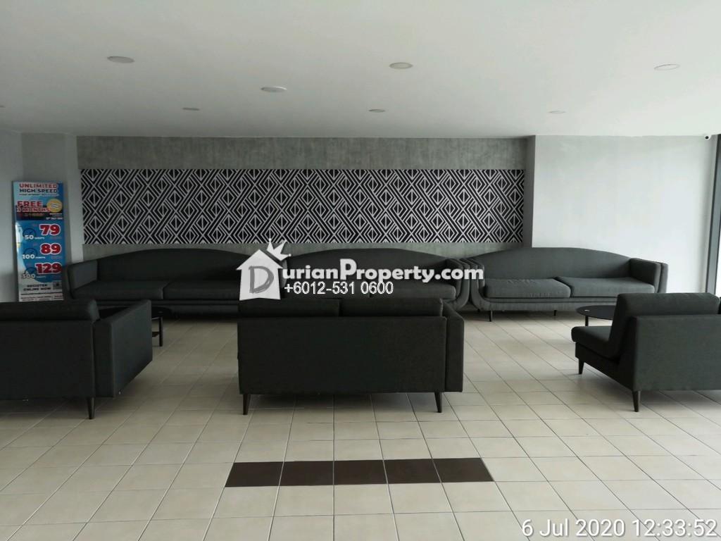 Serviced Residence For Auction at Residensi ARC, Taman Daya