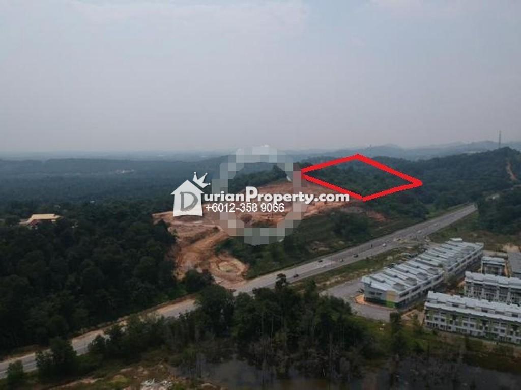 Agriculture Land For Sale at Puncak Alam, Selangor