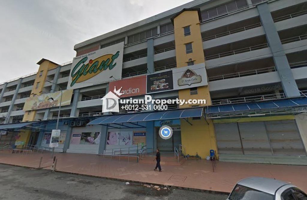Apartment For Auction at Pangsapuri Rimba, Shah Alam