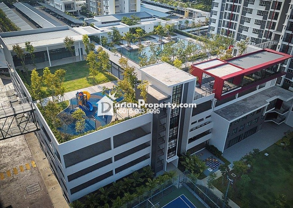 Serviced Residence For Rent at Kalista Residence, Seremban 2