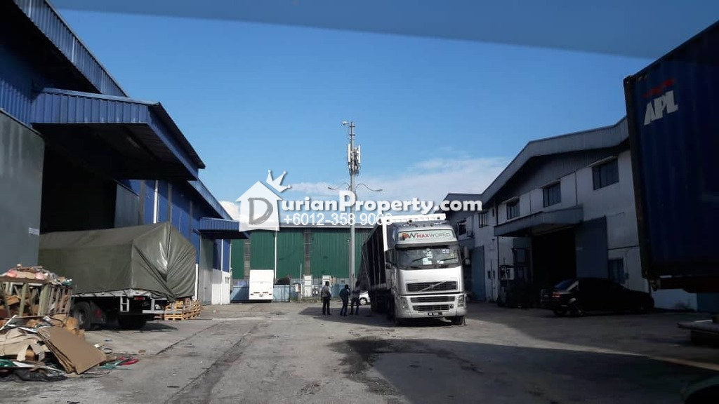 Detached Factory For Rent at Kampung Baru Sungai Buloh, Sungai Buloh