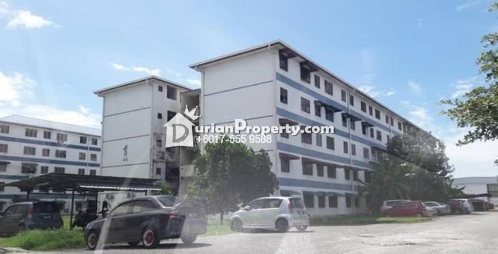 Flat For Sale at Bukit Sentosa, Rawang