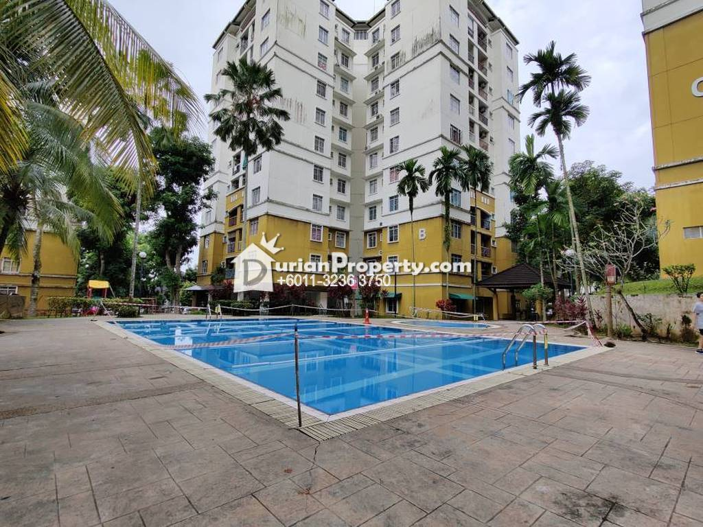 Apartment For Sale at Crystal Tower, Ampang