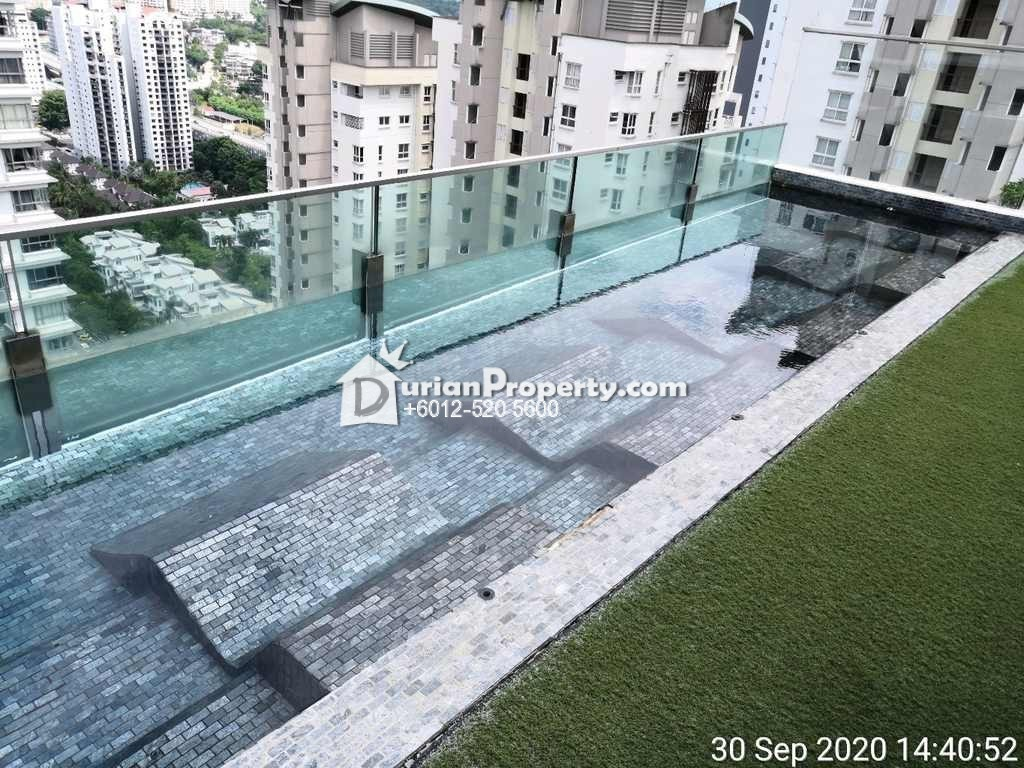 Serviced Residence For Auction at VERVE Suites, Mont Kiara