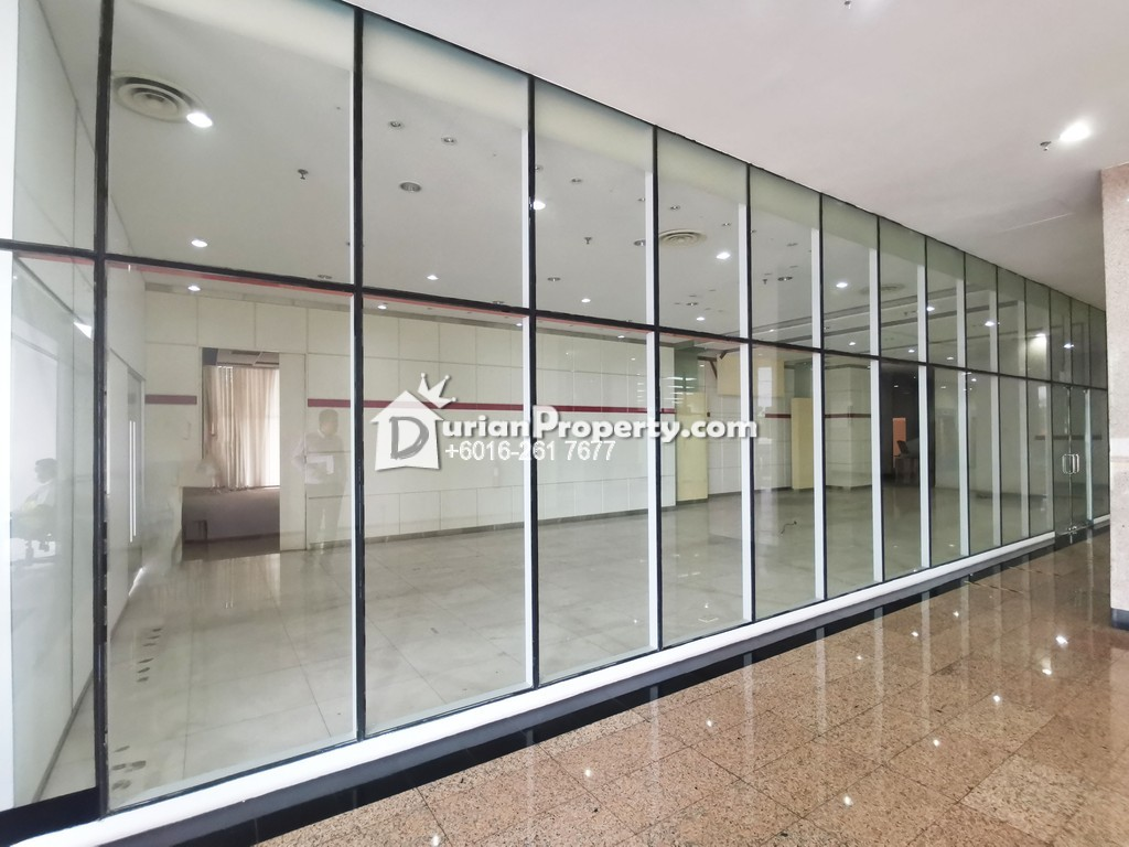 Retail Space For Rent at Building Palm Grove, Hicom Glenmarie