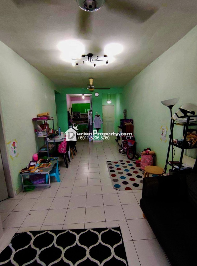 Apartment For Sale at Belaian Bayu Apartment, Section 24