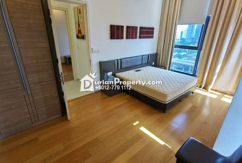 Condo For Rent at Mirage Residence, KLCC