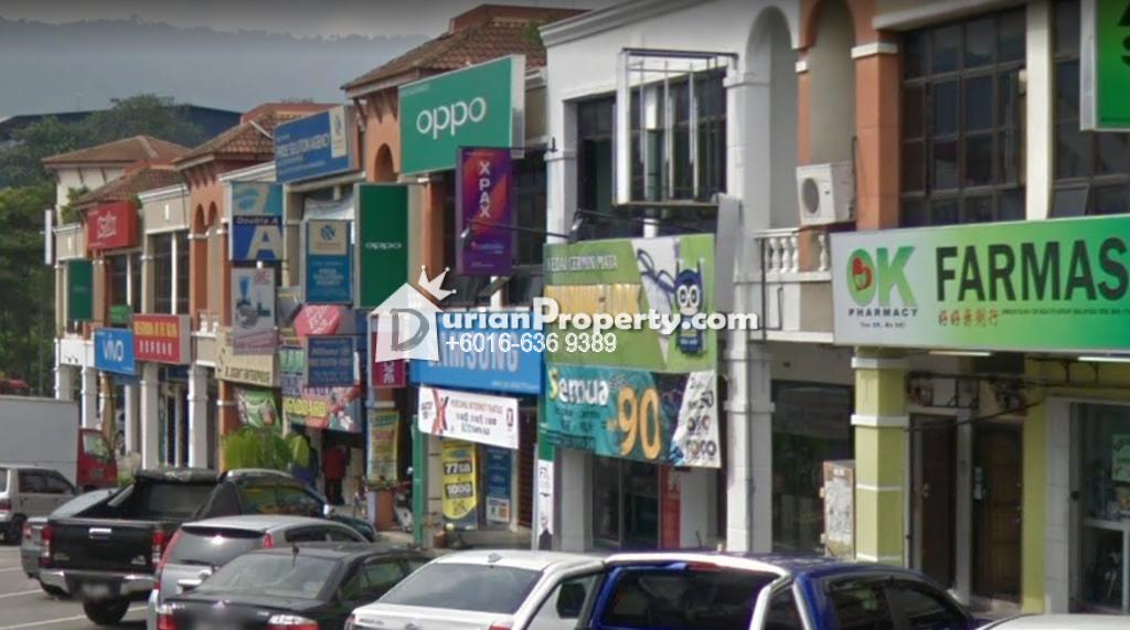 Shop For Rent at Taman Semarak, Nilai