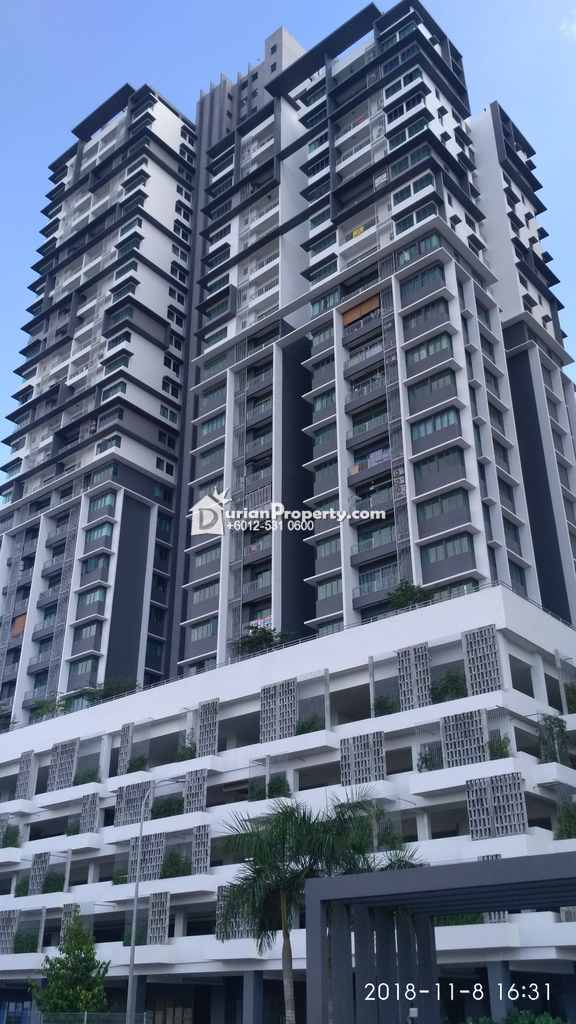Serviced Residence For Auction at Almyra Residences, Bandar Puteri Bangi