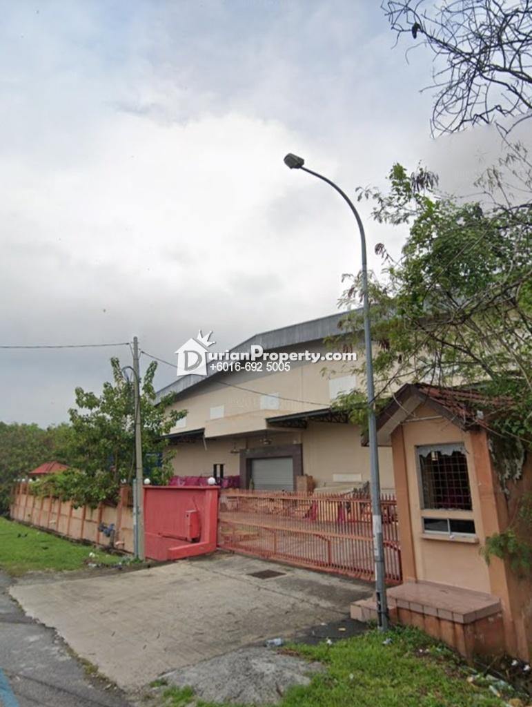 Semi-D Factory For Rent at Kawasan Perindustrian Nilai 3, Nilai