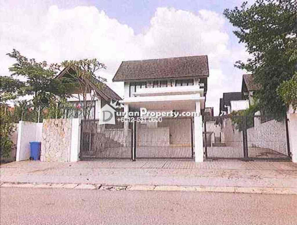 Bungalow House For Auction at Bukit Jelutong Industrial Park, Shah Alam