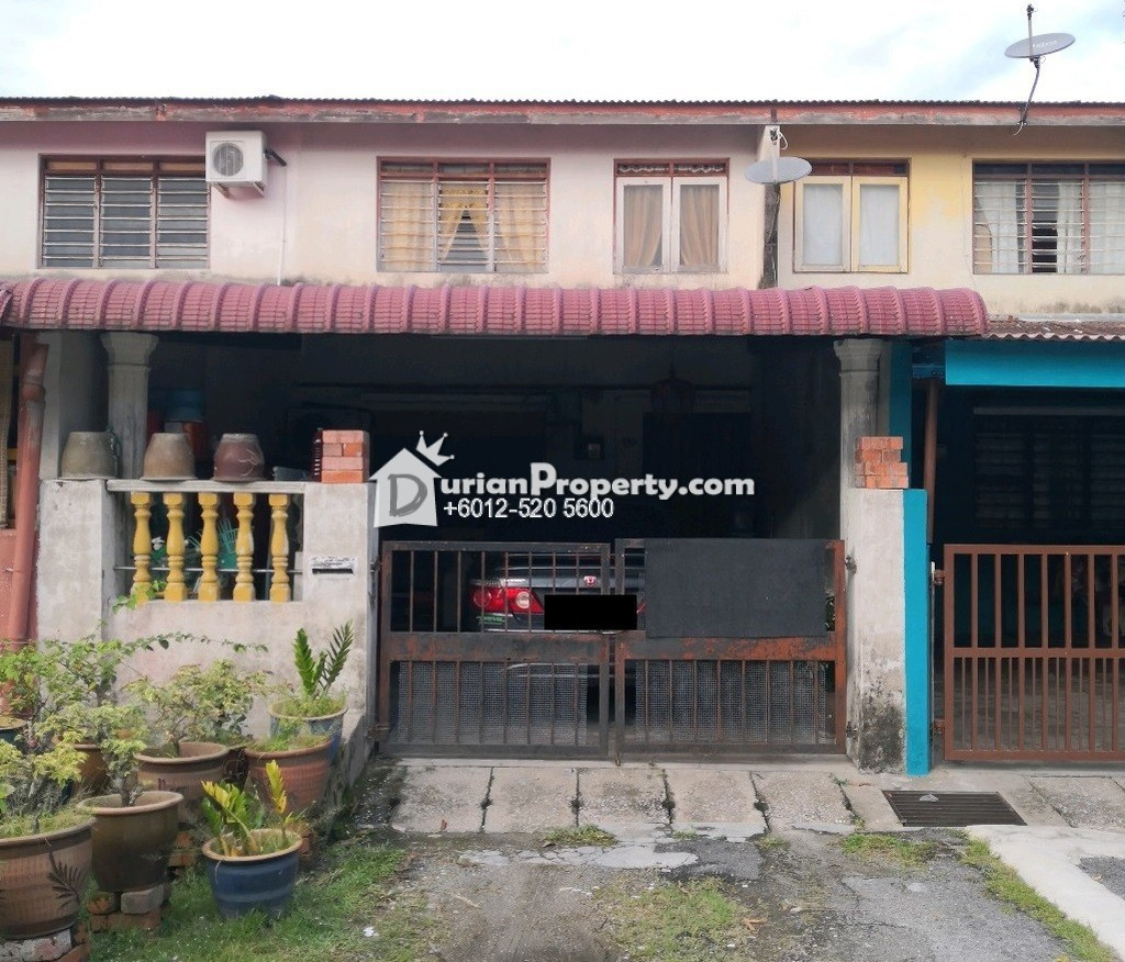 Terrace House For Auction at Taman Sri Wani, Ipoh