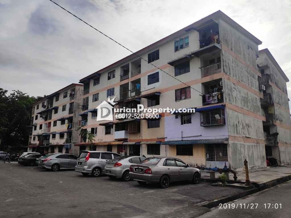 Flat For Auction at Taman Bukit Minyak, Bukit Mertajam