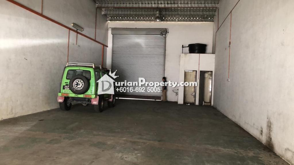 Terrace Factory For Rent at Taming Jaya Industrial Park, Balakong