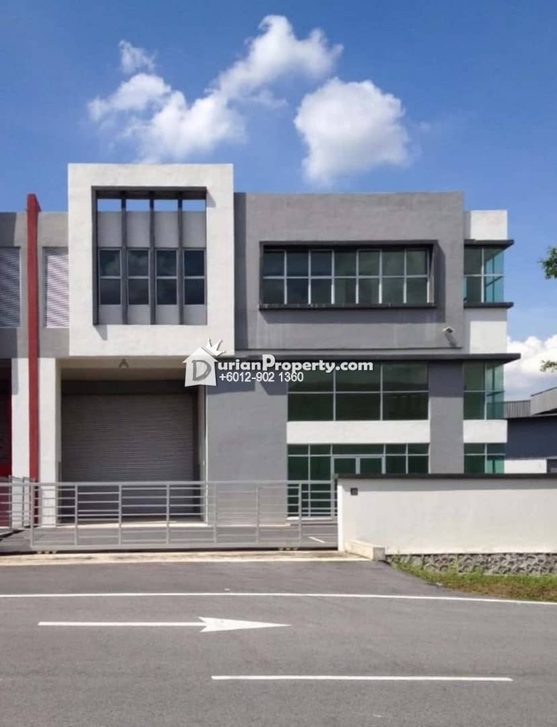 Semi-D Factory For Rent at Tiara Sentral, Nilai
