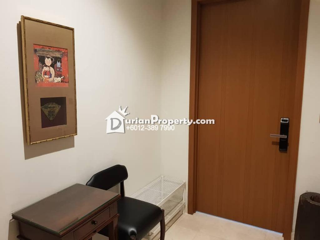 Condo For Rent at Quadro Residences, KLCC