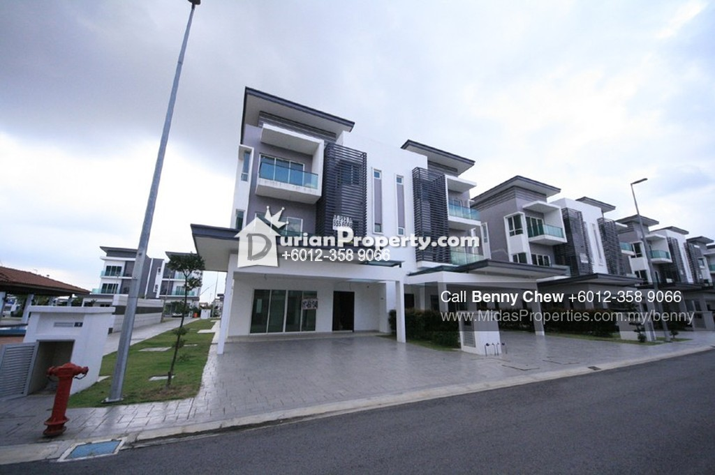 Semi D For Rent at Laman Vista Alam, Setia Alam