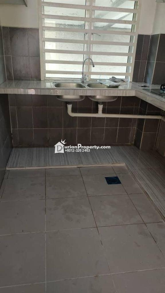 Townhouse For Rent at Taman Desa Melati, Nilai