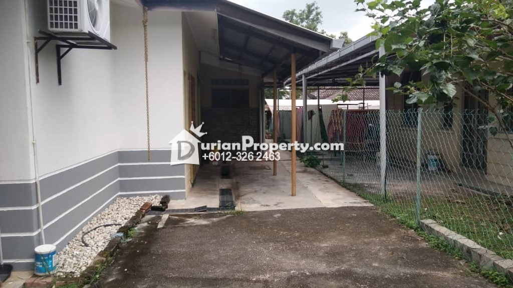 Semi D For Rent at Taman Lavender Heights, Senawang