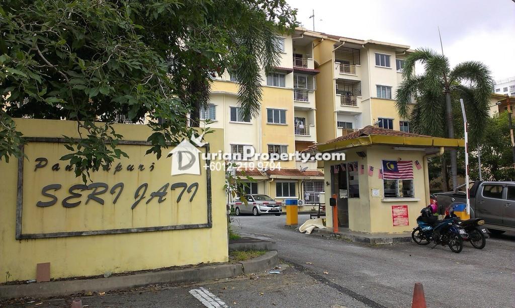 Apartment For Rent at Pangsapuri Seri Jati, Puchong Hartamas