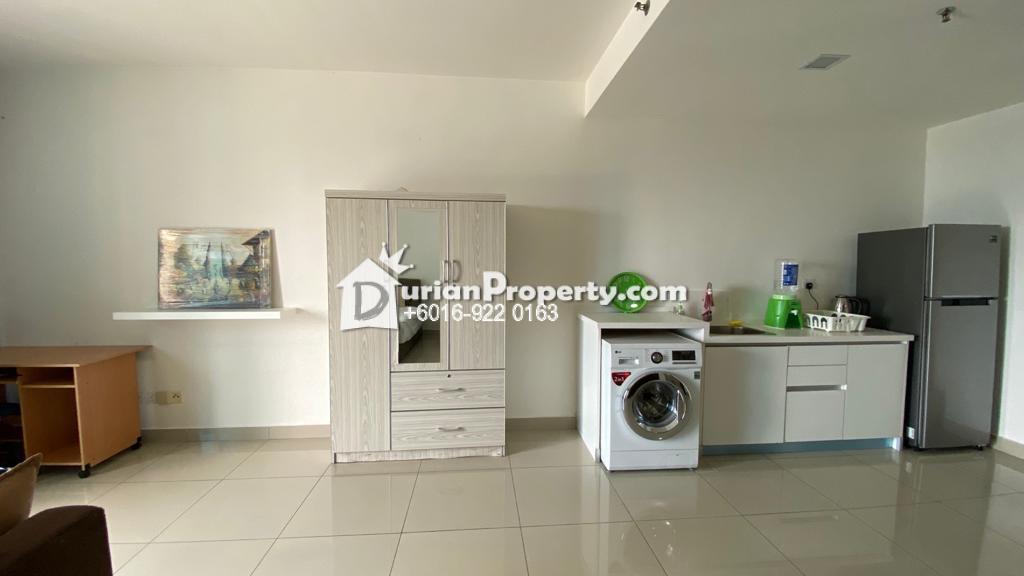 Condo For Rent at Trefoil, Setia Alam