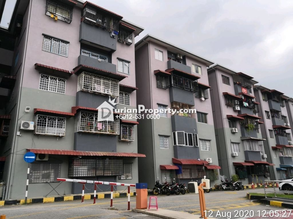 Apartment For Auction at Putra Indah Apartment, Bandar Putra Permai