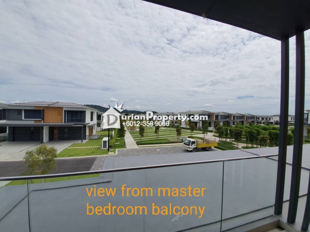 Semi D For Rent at Eco Ardence, Setia Alam