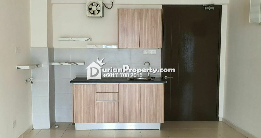 Apartment For Rent at The Garden Residences, Skudai