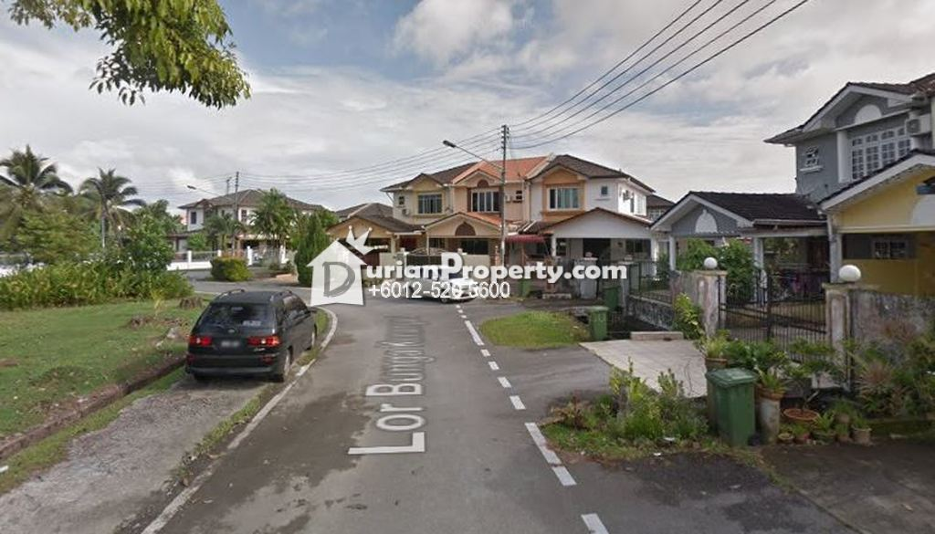 Terrace House For Auction at Petra Jaya, Kuching