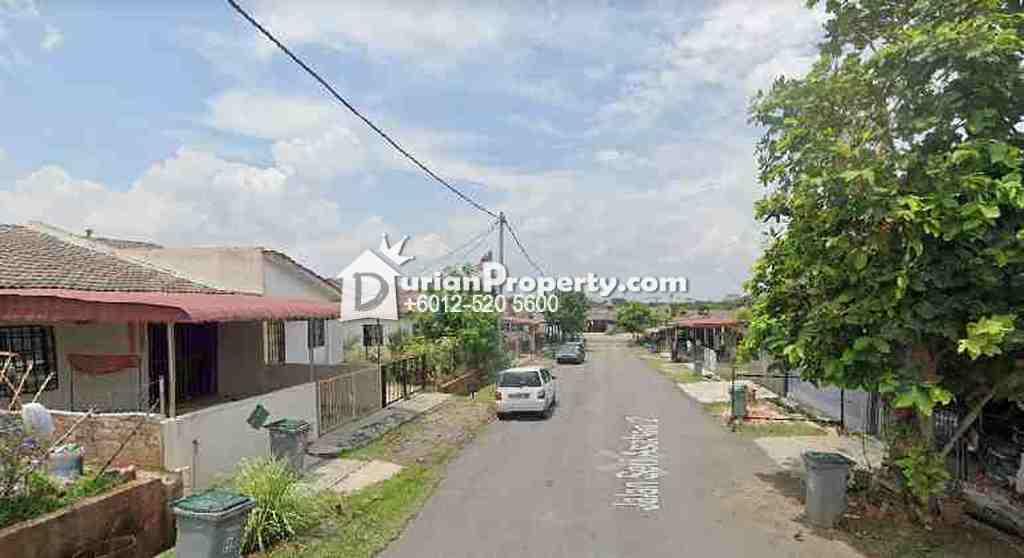 Terrace House For Auction at Taman Seri Asahan, Asahan