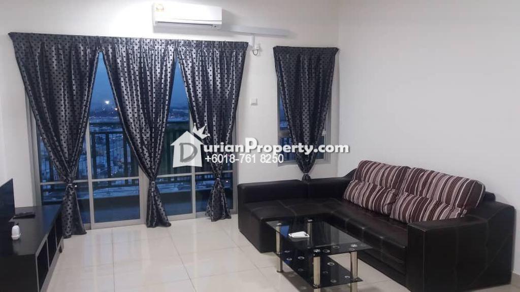 Condo For Rent at Idaman Residences, Nusa Idaman