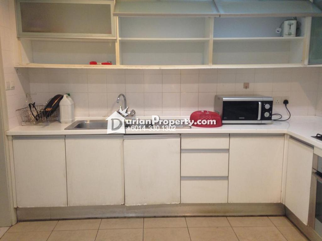 Condo For Rent at Northpoint, Mid Valley City