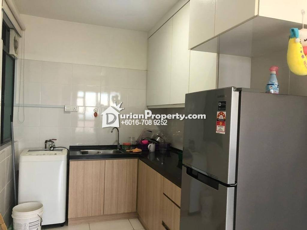 Serviced Residence For Rent at Sky View, Nusajaya