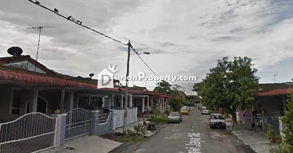 Terrace House For Auction at Taman Jawi Jaya, Sungai Jawi