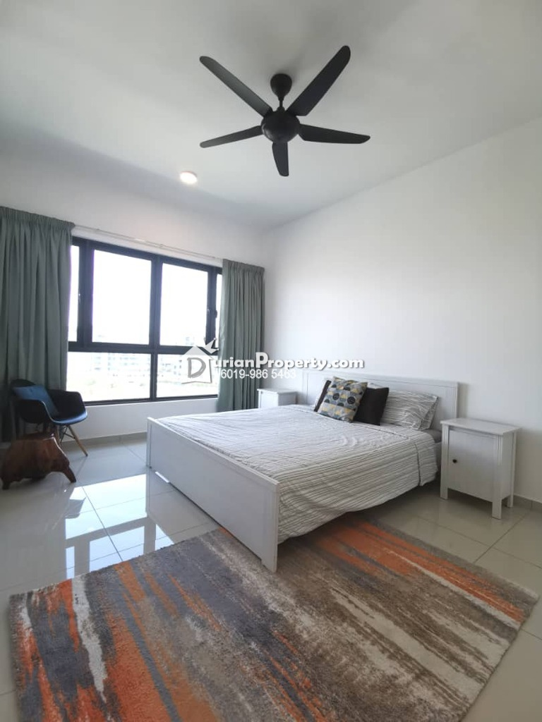 Condo For Rent at Waterside Residence, Gelugor