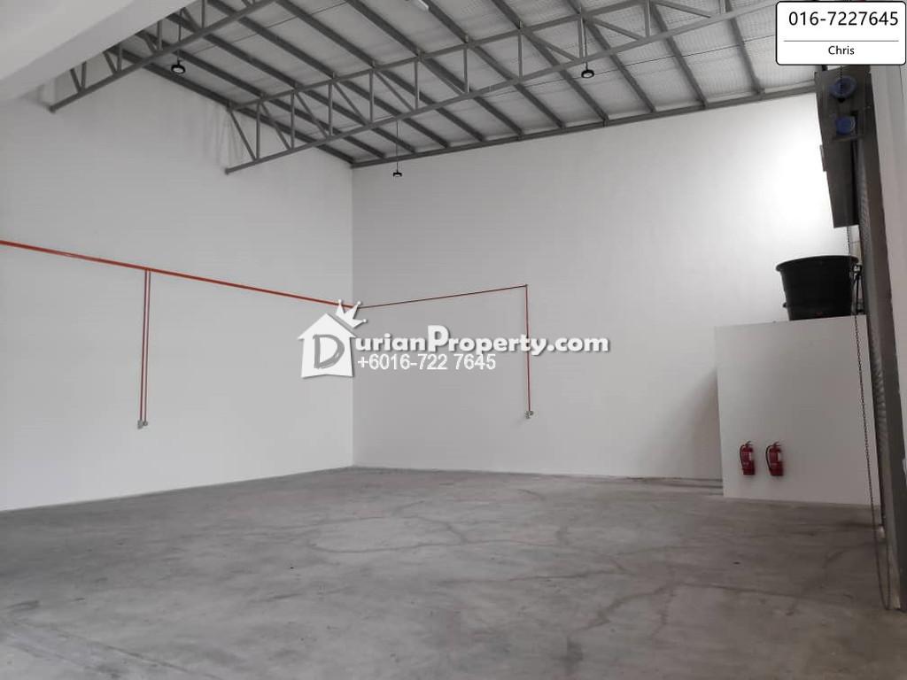Semi-D Factory For Rent at Saleng, Johor
