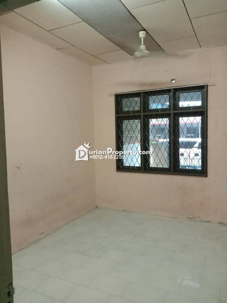 Terrace House For Rent at Taman Desa Indah, Sungai Petani